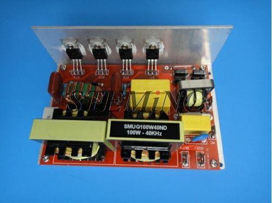 Picture of Ultrasonic Generator 100W - 40 KHZ ASIC 220V AC