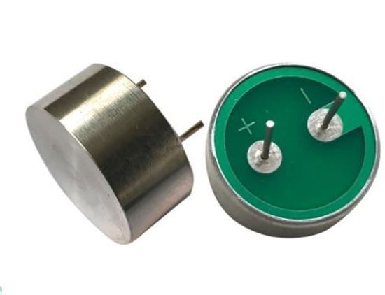 Picture of Piezoelectric Air Transducer 25 kHz