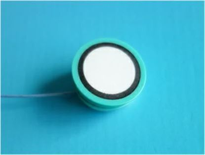Picture of Piezo Air Transducer 200 KHz 28mm