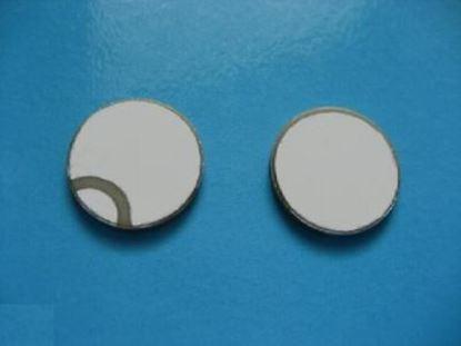 Picture of PZT Ceramic Disc 15x0.7mm R 3.0 MHz