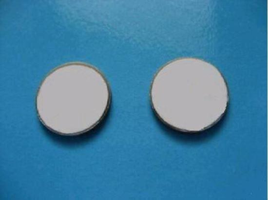 Picture of Piezo Ceramic Disc 19x0.3mm S 6.9 MHz
