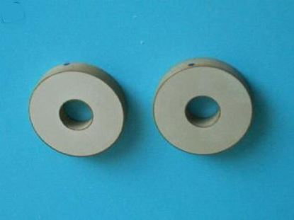 Picture of Piezo Ceramic Ring 28x9x6mm 190 KHz