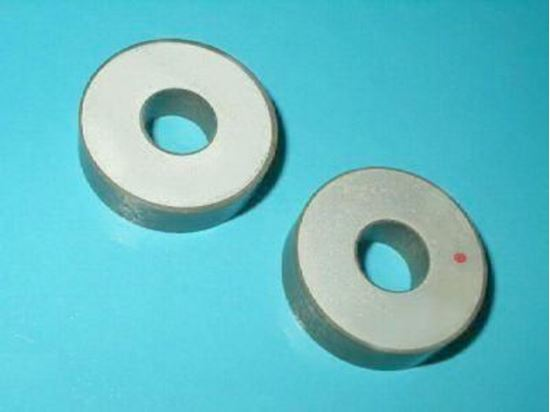 Picture of Piezo Ceramic Ring 28x9x1mm 2.08 MHz