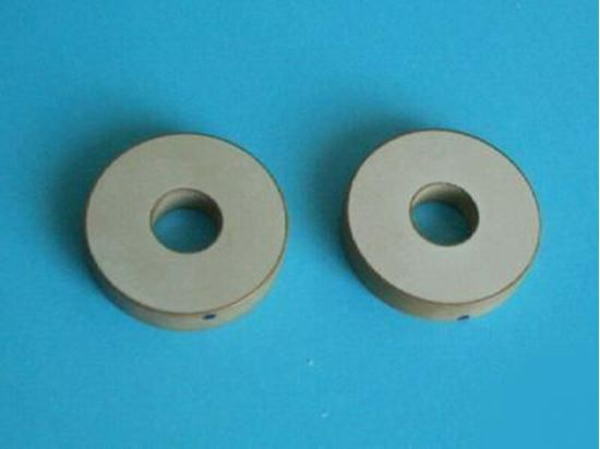 Picture of Piezo Ceramic Ring 30x10x6mm 59 KHz