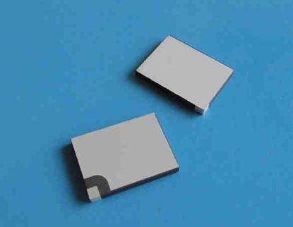 Picture of Piezo Ceramic Plate 20x15x1mm 2 MHz