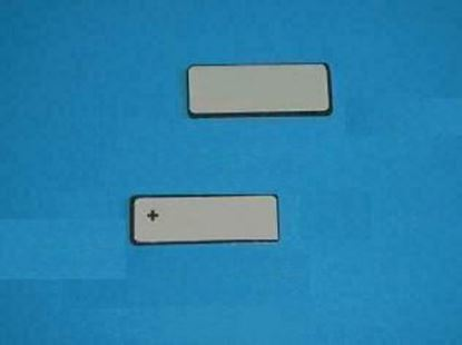 Picture of Piezo Ceraminc Plate 26x8x0.7mm 108 KHz