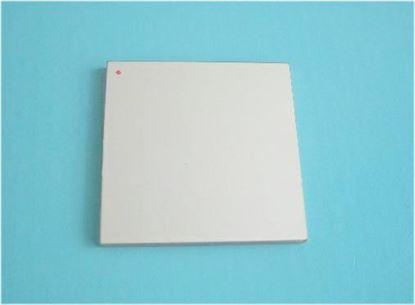 Picture of Piezo Ceraminc Plate 45x45x1.4mm 1.5 MHz