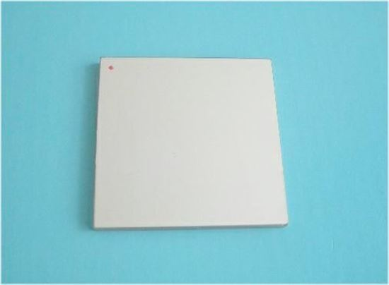 Picture of Piezo Ceraminc Plate 45x45x1.4mm 1.5 MHz