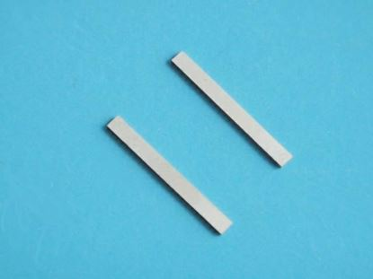 Picture of Piezo Ceramic Bimorph 15x1.5x0.6mm 4 KHz