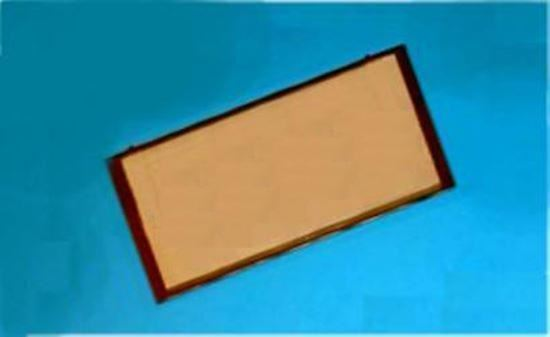 Picture of Phosphor Bronze Bimorph Generator Wafer 70x30x0.7mm