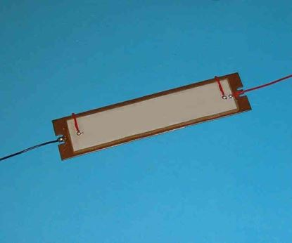 Picture of Piezo Ceramic Generator 79x18x1.5mm