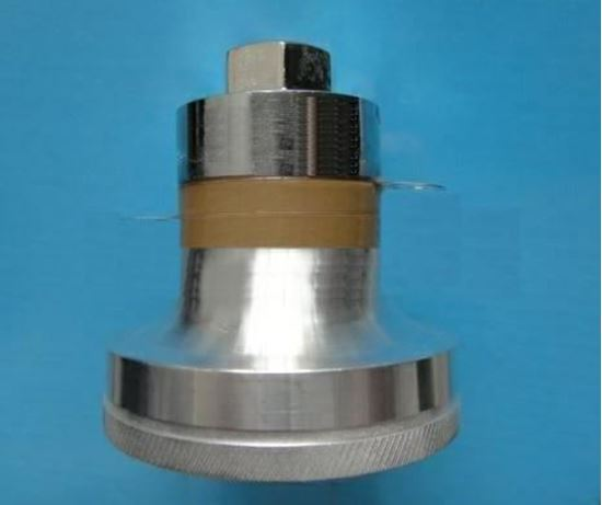 Picture of Bolt Clamped Transducer Dual Frequency 28/40 KHz