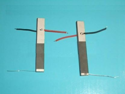Picture of Single Layer Piezo Transformer 68 KHz