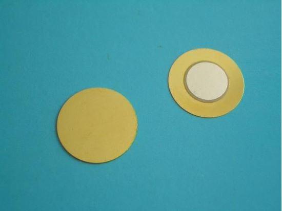 Picture of Piezoelectric Diaphragm External Drive 5 KHz