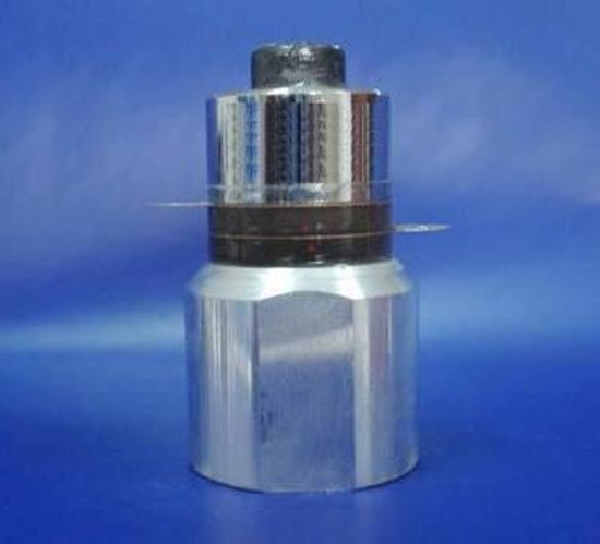Picture of Bolt Clamped Langevin Transducer 28 KHz