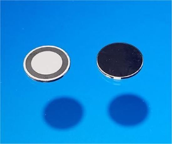 Picture of Piezo Ceramic Disc 20x0.8mm R 2.5 MHz