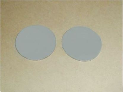 Picture of Bare PiezoCeramic Disc 25x0.5 mm