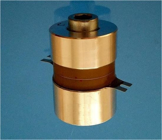 Picture of Bolt Clamped Transducer Dual Frequency 38/79 KHz