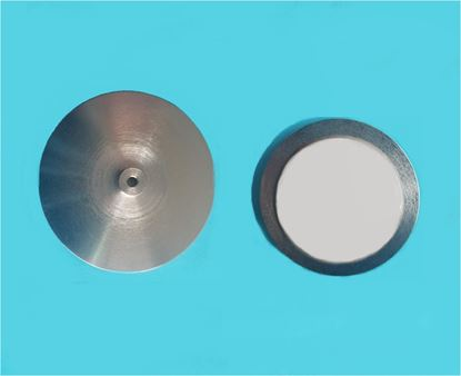 Picture of PZT Unimorph Transducer Disc 38mm 11 KHz