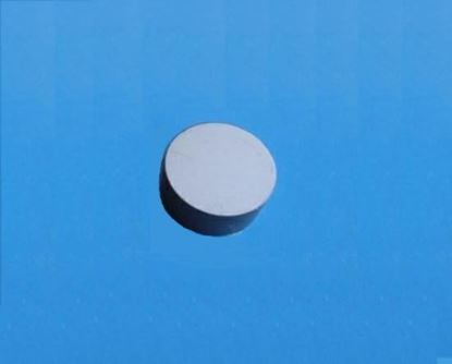 Picture of Lead Free Piezoelectric BaTiO3 Disc 19x7mm