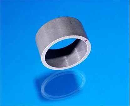 Picture of Lead Free Piezoelectric Cylinder 4x2x2.5mm BaTiO3