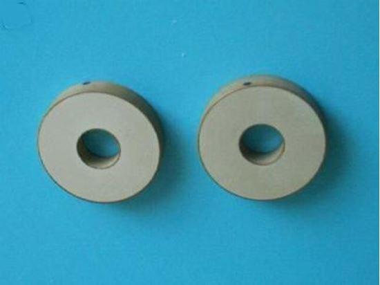 Picture of Lead Free Barium BaTiO3 Ceramic Ring  200 KHz