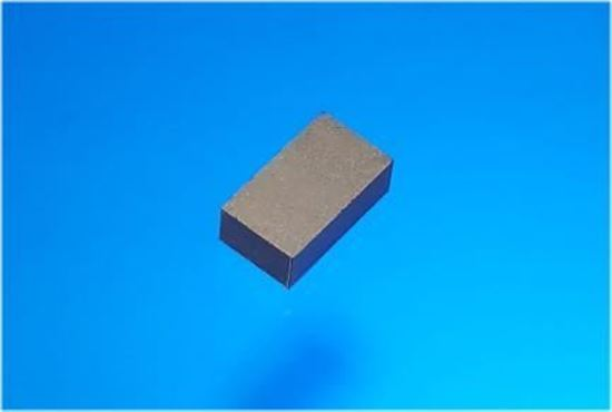 Picture of PZT Ceramic Block 19x11x6mm 80 KHz