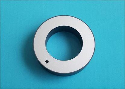 Picture of BaTiO3 Ceramic Ring 50x30x13, 200 KHz