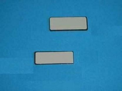 Picture of PZT Ceraminc Plate 6x2.5x0.25mm 8 MHz