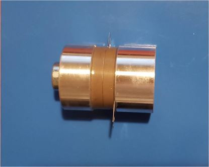Picture of Bolt Clamped Langevin Transducer 120 KHz