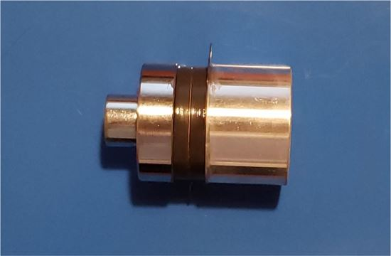 Picture of Bolt Clamped Langevin Transducer 80 KHz