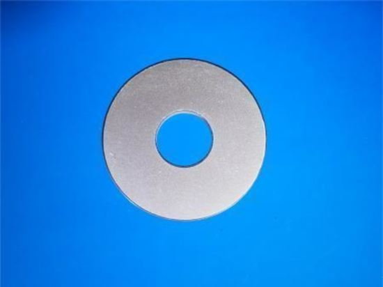 Picture of PZT-8 Ring 60x30x10mm 25 KHz