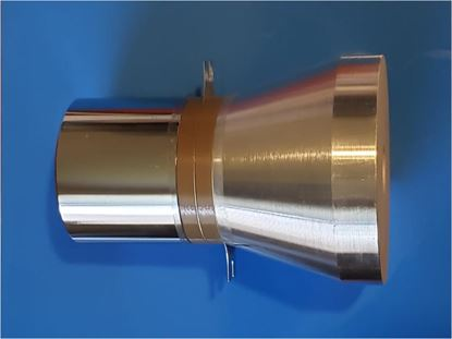 Picture of Bolt Clamped Langevin Transducer 20 KHz